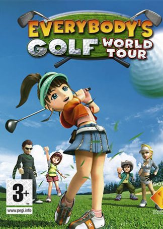 Everybody's Golf World Tour PS3
