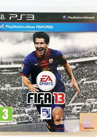 FIFA 13 (u. manual) PS3