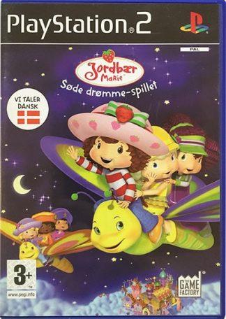 Jordbær Marie Søde Drømme PS2