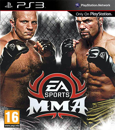 MMA PS3