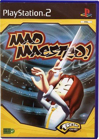 Mad Maestro PS2