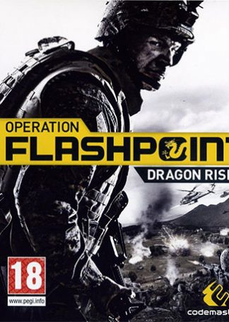 Operation Flash Point Dragon Rising PS3