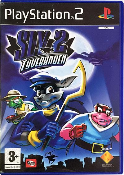 Sly 2 Tyvebanden PS2