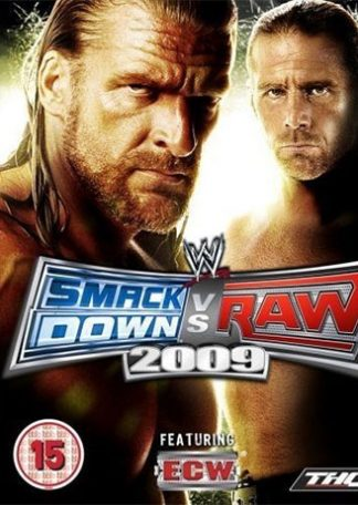 SmackDown vs Raw 2009 PS3