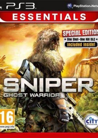 Sniper Ghost Warrior (Essentials) PS3