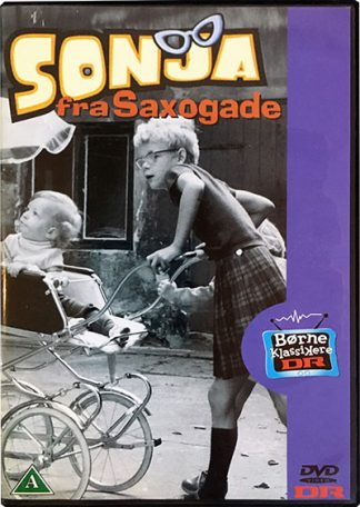 Sonja fra Saxogade dvd