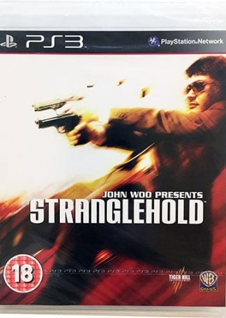 John Woo presents Strangehold PS3
