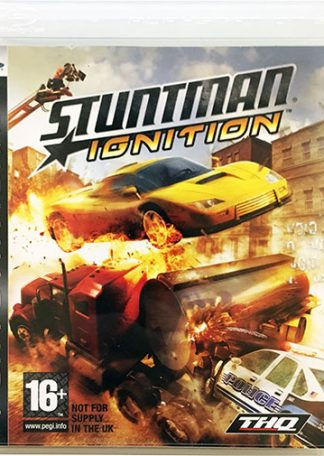 Stuntman Ignition PS3