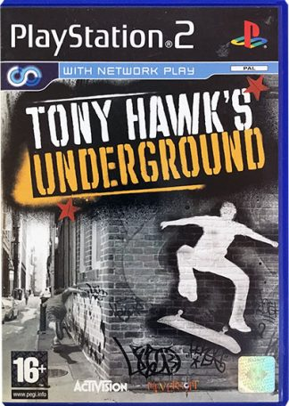 Tony Hawks Underground PS2