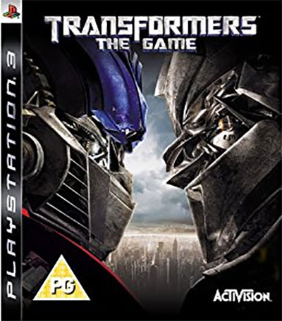 Transformers The Game PS3