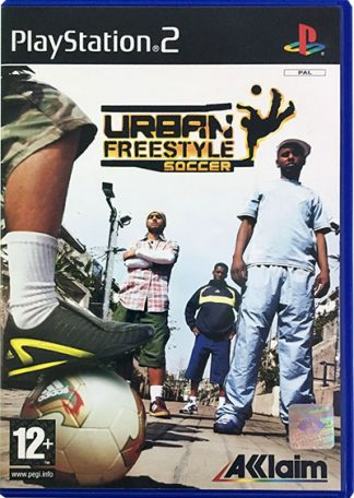 Urban Freestyle Soccer PS2