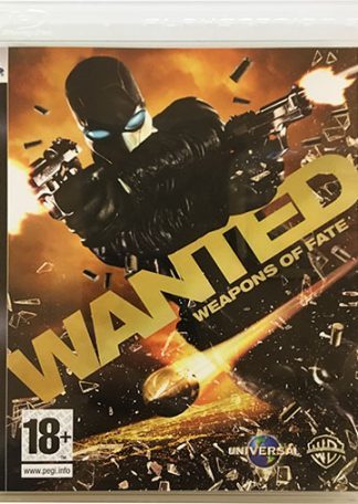 Wanted Weapons of Fate PS3