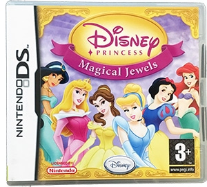 Disney Princess Magical Jewels Nintendo DS