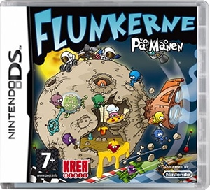Flunkerne På Månen Nintendo DS