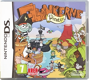 Flunkerne Pirater Nintendo DS