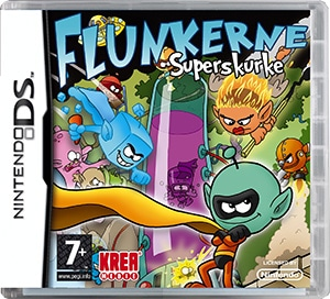 Flunkerne Superskurke Nintendo DS