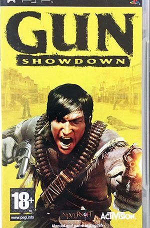 GUN Showdown PSP