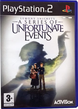 Lemony Snicket's A Series Of Unfortunate Events PS2