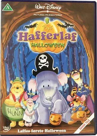 Plys Hafferlaf Halloween Dvd