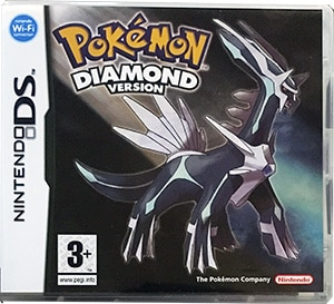 Pokémon Diamond Version Nintendo DS