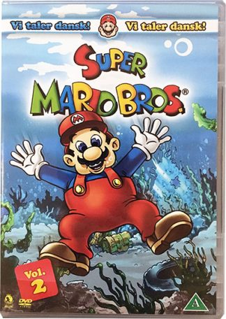 Super Mario Bros. vol. 2 Dvd