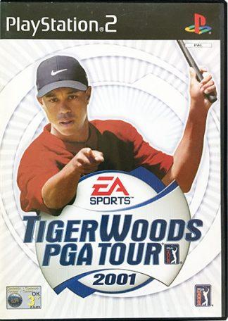 Tiger Woods PGA Tour 2001 PS2