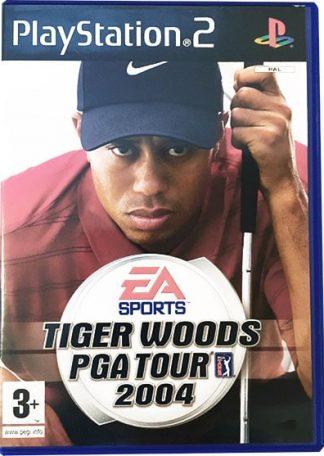 Tiger Woods PGA Tour 2004 PS2