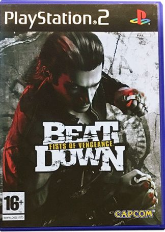 Beat Down Fists of Vengeance PS2