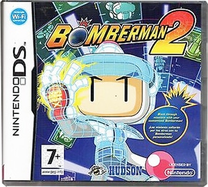 Bomberman 2 Nintendo DS
