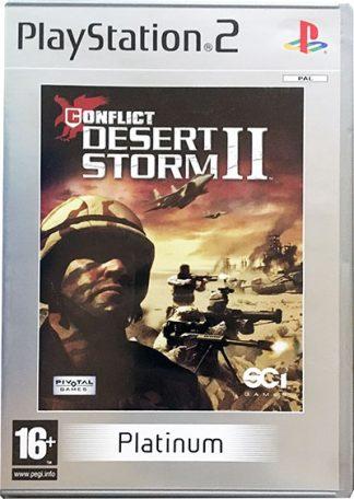 Conflict Desert Storm II PS2