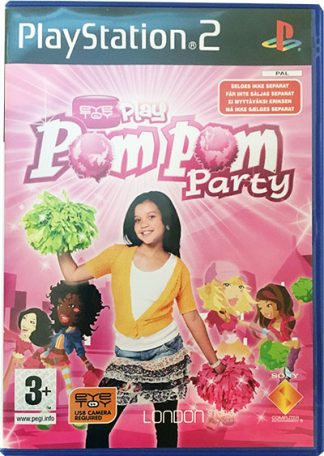 EyeToy Play Pom Pom Party PS2