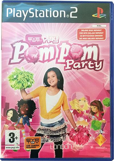 EyeToy Play Pom Pom Party PS2
