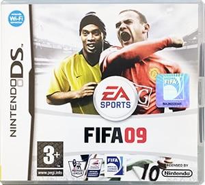 FIFA 09 Nintendo DS