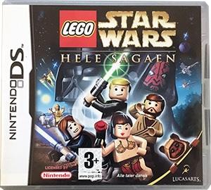 LEGO Star Wars Hele Sagaen Nintendo DS