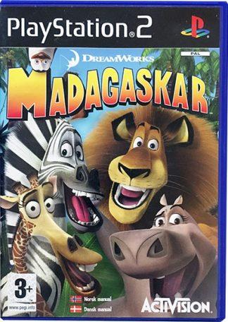 Madagaskar PS2
