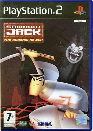 Samurai Jack The Shadow of Aku PS2