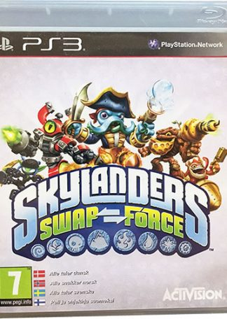 Skylanders Swap Force PS3