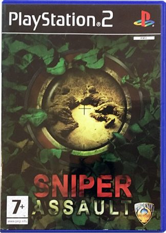 Sniper Assault PS2