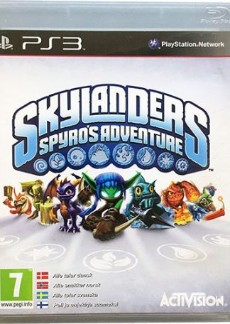 Skylanders Spyro's Adventure PS3