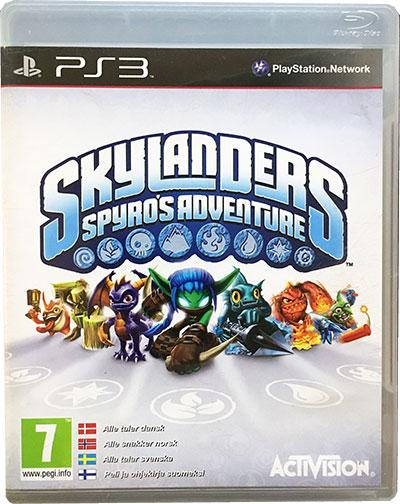 Skylanders Spyro's Adventure PS3