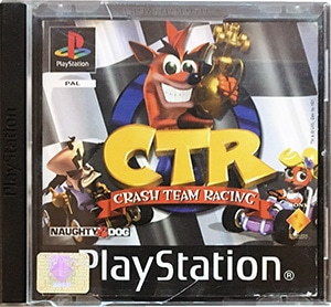 Crash Team Racing PS1