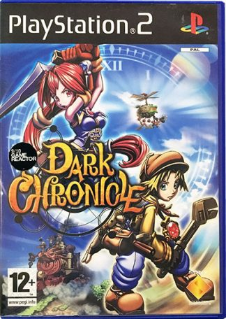 Dark Chronicle PS2
