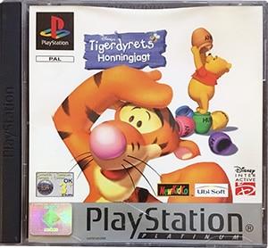 Disneys Tigerdyrets Honningjagt (platinum) PS1