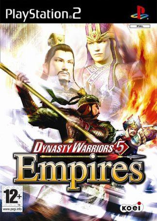 Dynasty Warriors 5 Empires PS2