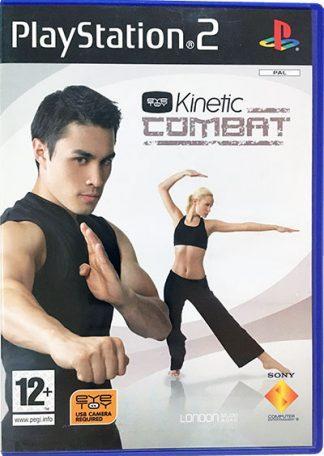 EyeToy Kinetic Combat PS2