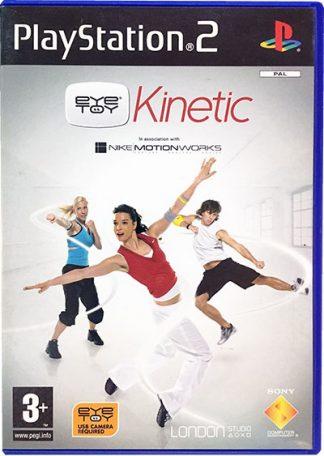 EyeToy Kinetic PS2