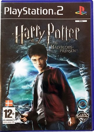 Harry Potter og Halvblodsprinsen PS2