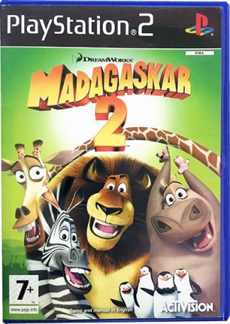 Madagaskar 2 PS2
