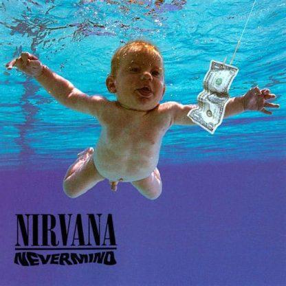 Nirvana Nevermind LP