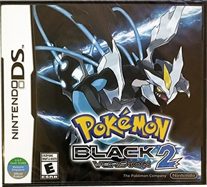 Pokémon Black Version 2 (ny) Nintendo DS